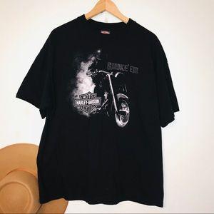 Harley Davidson of Bloomington Indiana t-shirt